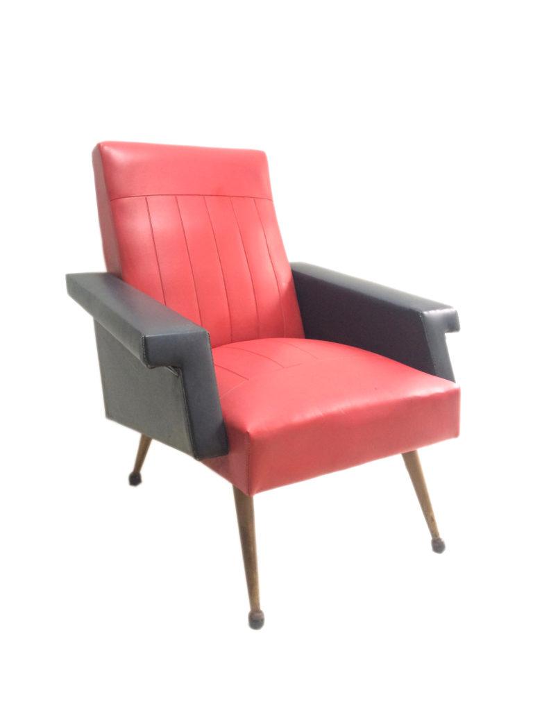 fauteuil ann es 70 les volets bleus antiquit s brocante d co design. Black Bedroom Furniture Sets. Home Design Ideas