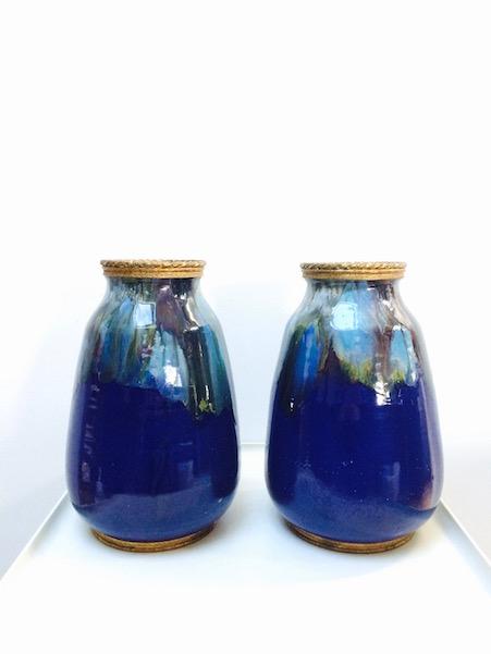 vase et poterie